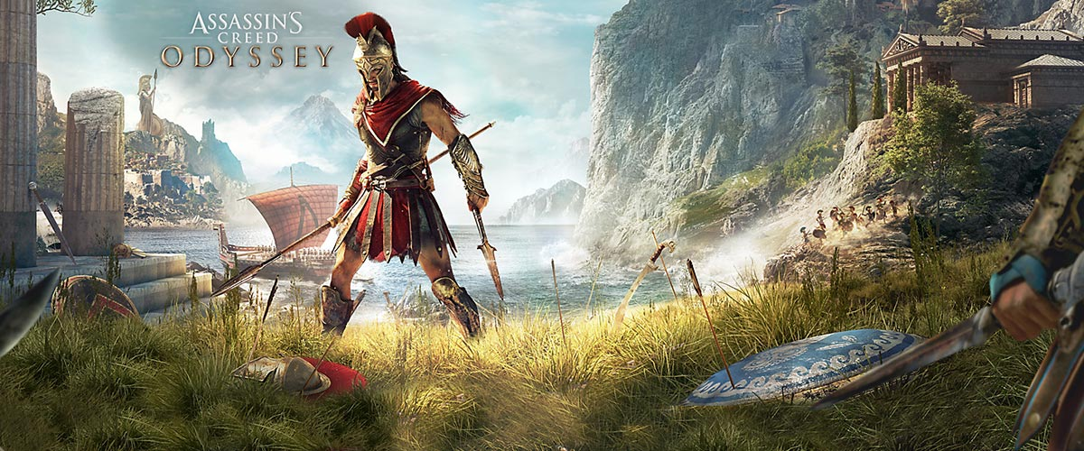 SINTESIS / Assassin´s Creed Odyssey
