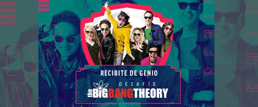 ESCAPE ROOM / Desafío Big Bang Theory en el Abasto